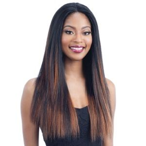 Harmony Wig - Lace Front Wig - 114 Color: B02204